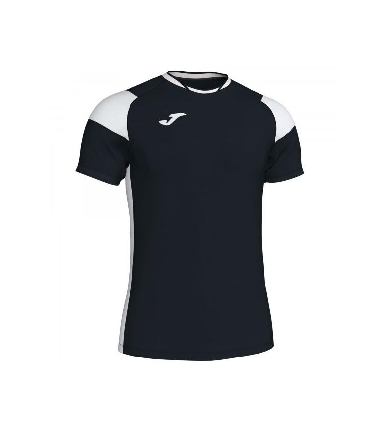 Comprar Joma  Camiseta Crew III negro, blanco