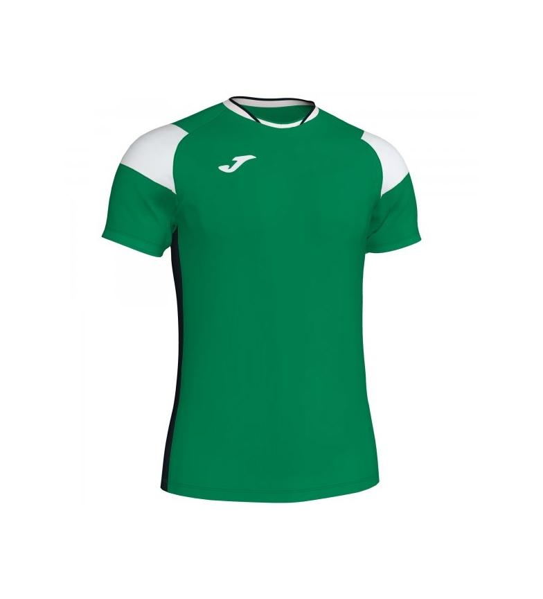 Iii Camiseta Crew Camiseta Joma Joma Crew VerdeBlanco rdBWoCxe