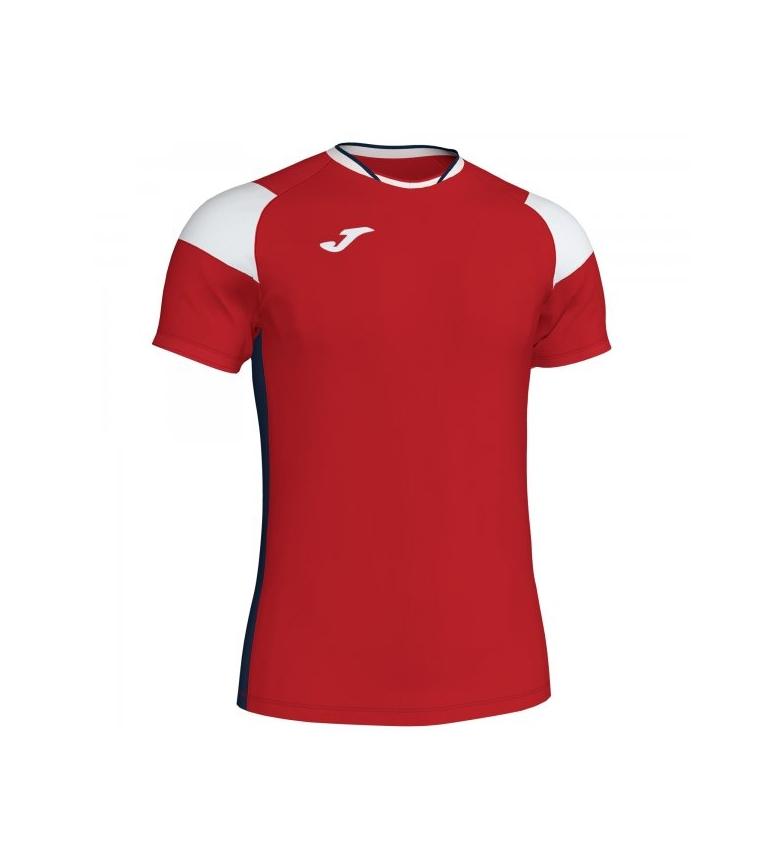 Comprar Joma  Camiseta Crew III rojo, blanco