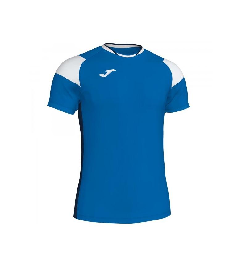Comprar Joma  Camiseta Crew III azul, blanco