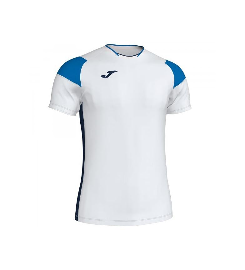 Comprar Joma  T-shirt Crew III bianco, blu