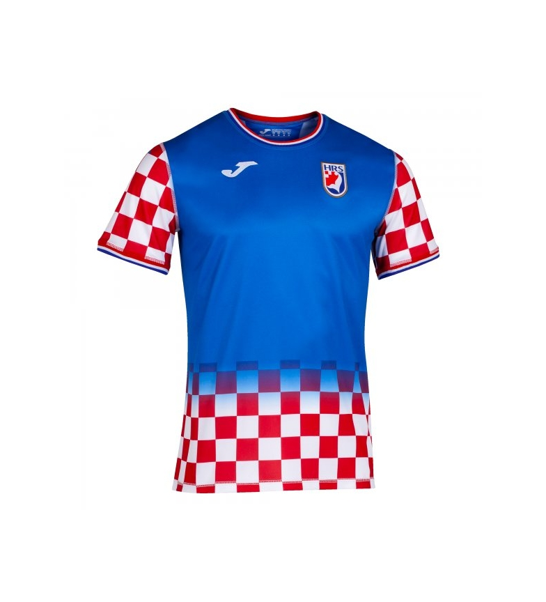 Comprar Joma  T-shirt de andebol croata azul