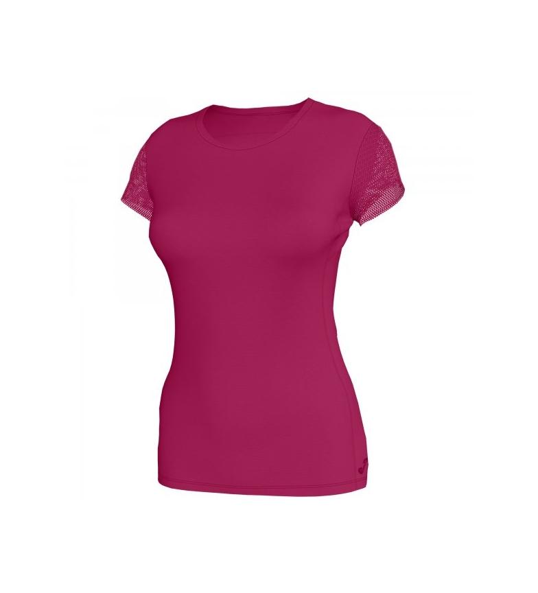 Comprar Joma  T-shirt fucsia Electra