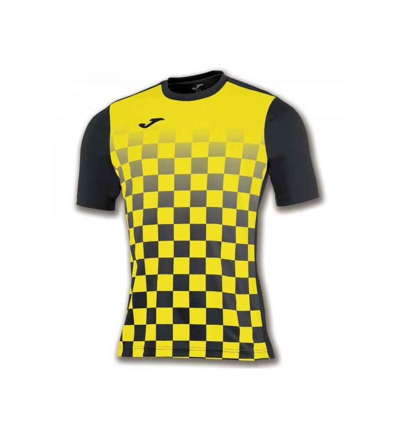Joma M c Negro Flag Camiseta amarillo kOX08nwP