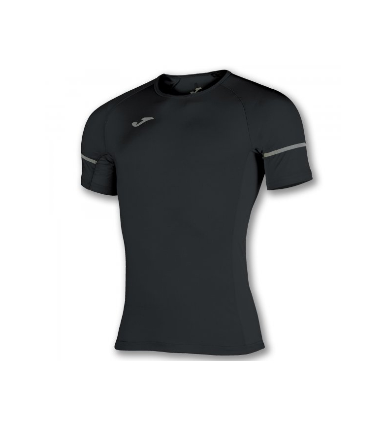 Comprar Joma  CAMISETA RACE NEGRO REFLECT. M/C