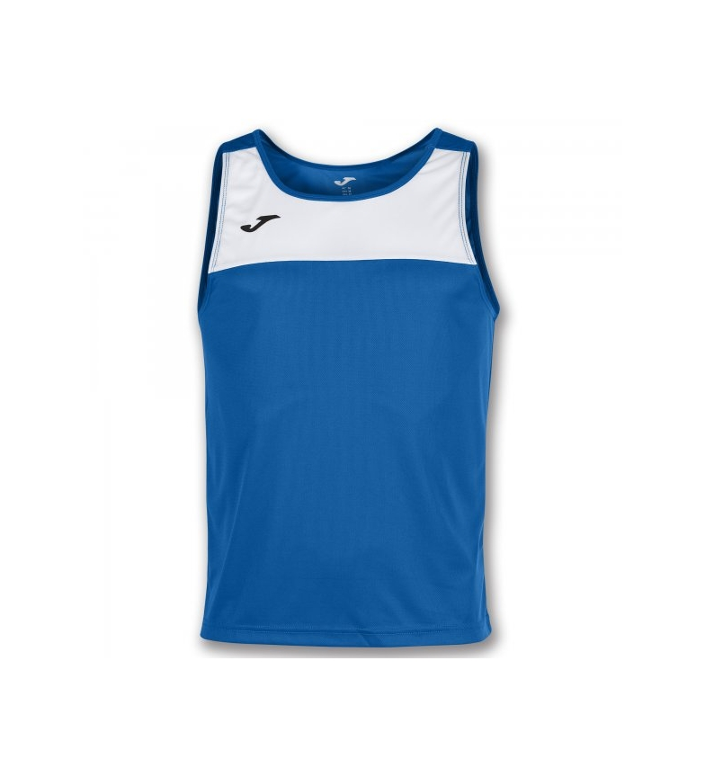 Comprar Joma  T-SHIRT RACE ROYAL-BLANCO S / M