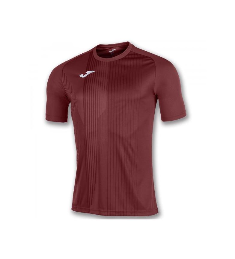 Tiger c Camiseta M Burdeos Joma Yfy7bg6