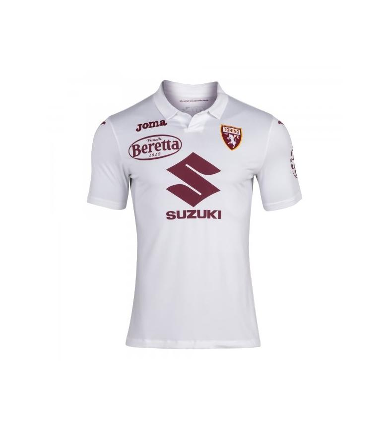 Comprar Joma  T-shirt Torino avec Logos blanc