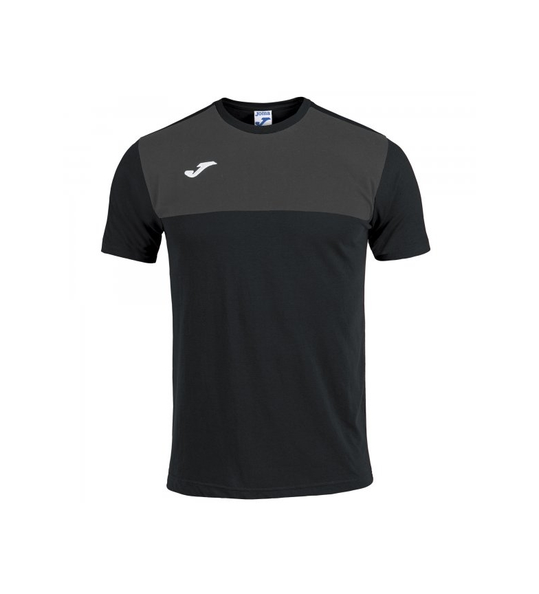 Comprar Joma  Camiseta Winner Cotton negro, gris