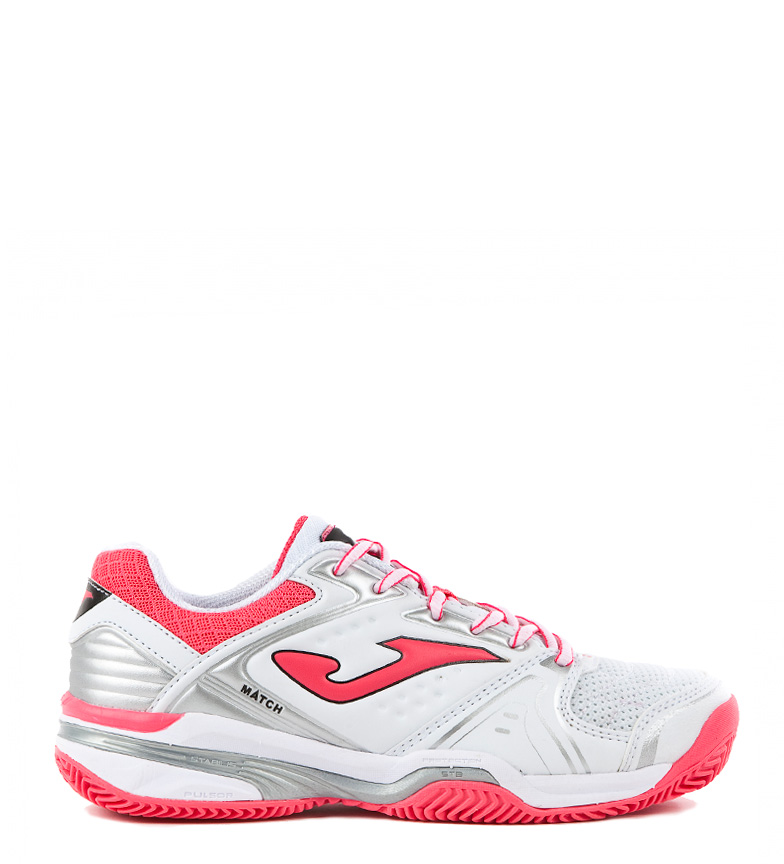 Joma T LADY 702 Joma BLANCO CLAY MATCH T Uwq5OE5