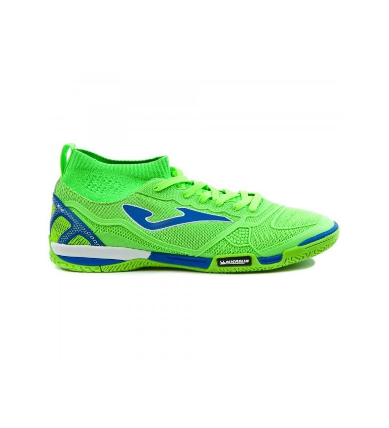 Comprar Joma  Tactico 811 Fluor Green Shoes. Indoor