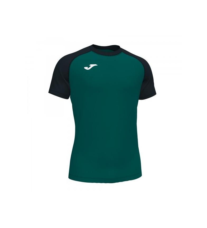 Comprar Joma  T-shirt Teamwork manica corta verde, nbegro