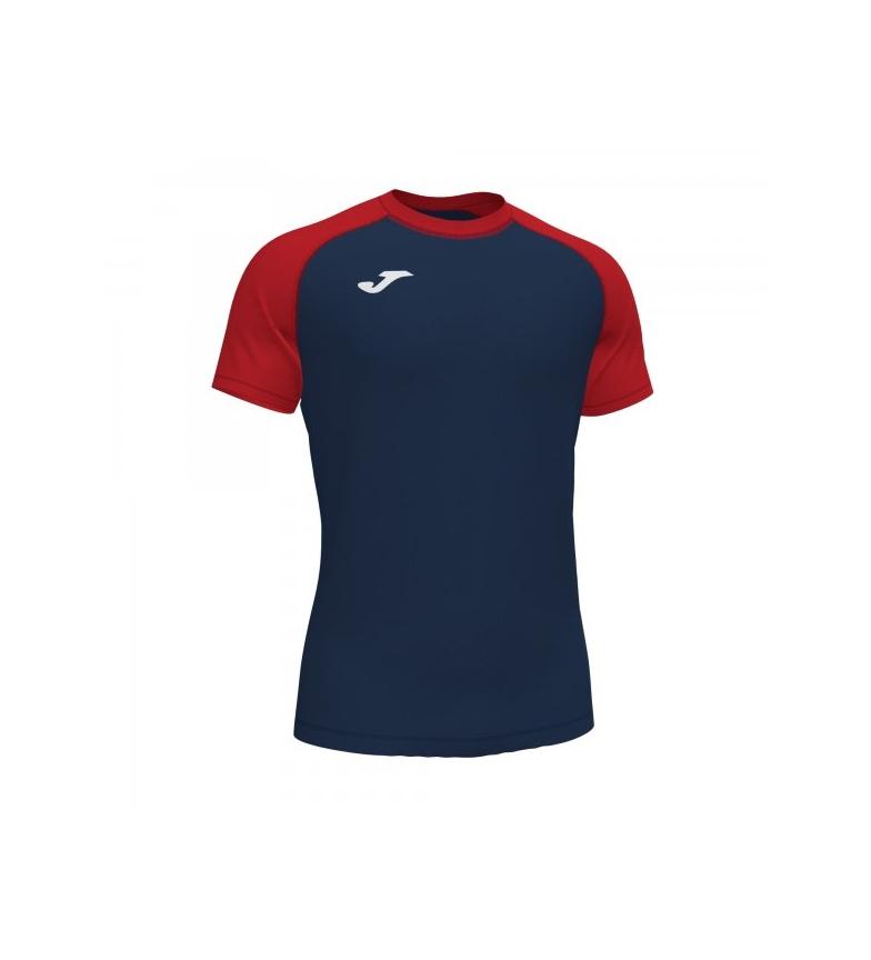 Comprar Joma  Teamwork Short Sleeve T-shirt navy, red