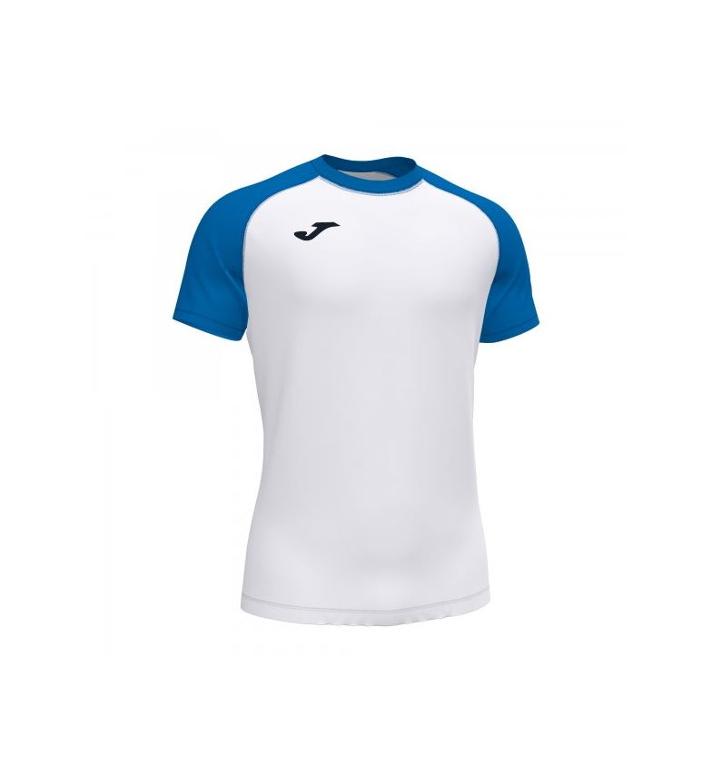 Comprar Joma  Teamwork Short Sleeve T-Shirt white, blue