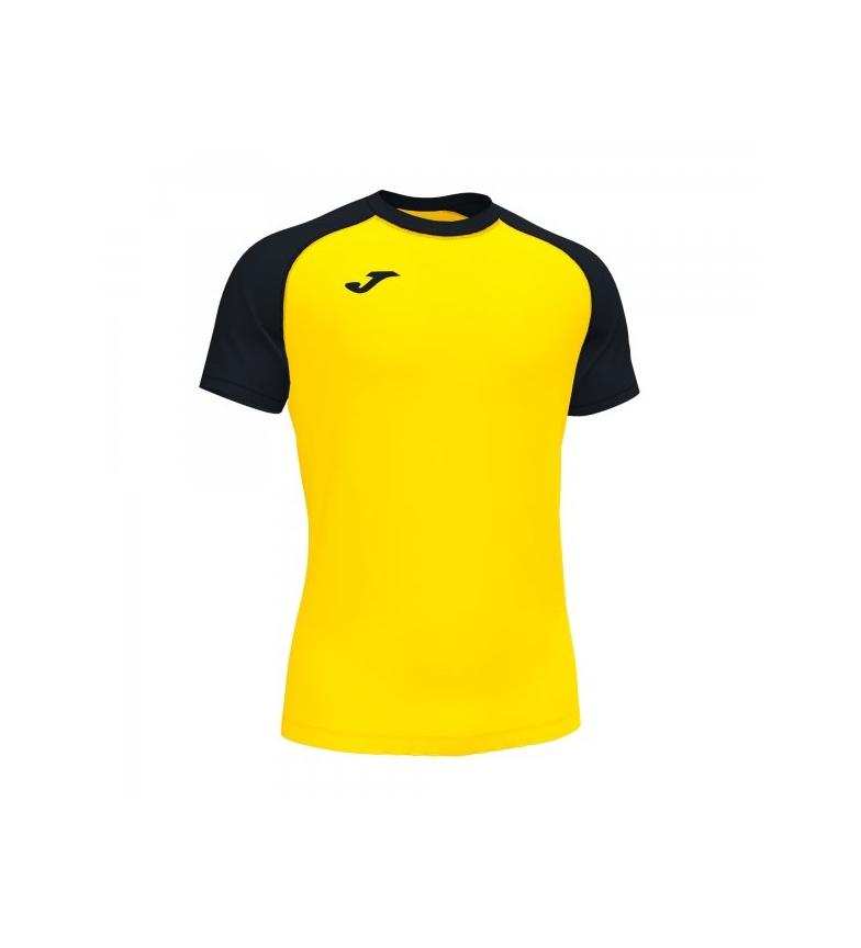 Comprar Joma  Teamwork Short Sleeve T-Shirt yellow, black