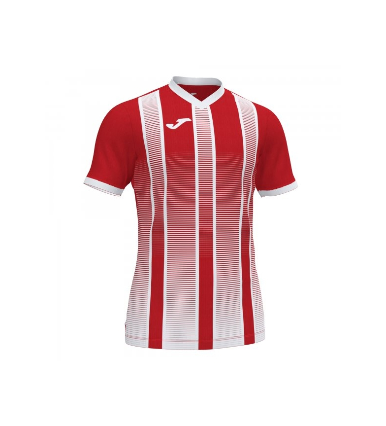 Comprar Joma  T-shirt Tiger II rouge, blanc