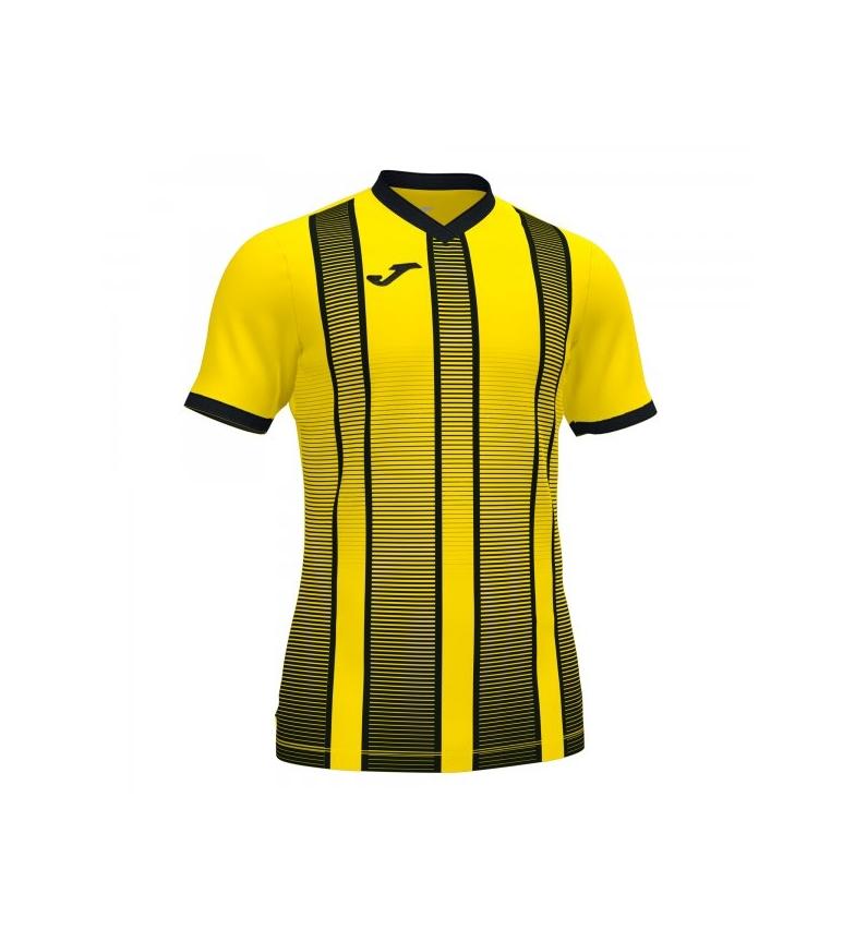 Comprar Joma  Chemise Tiger II jaune, noire