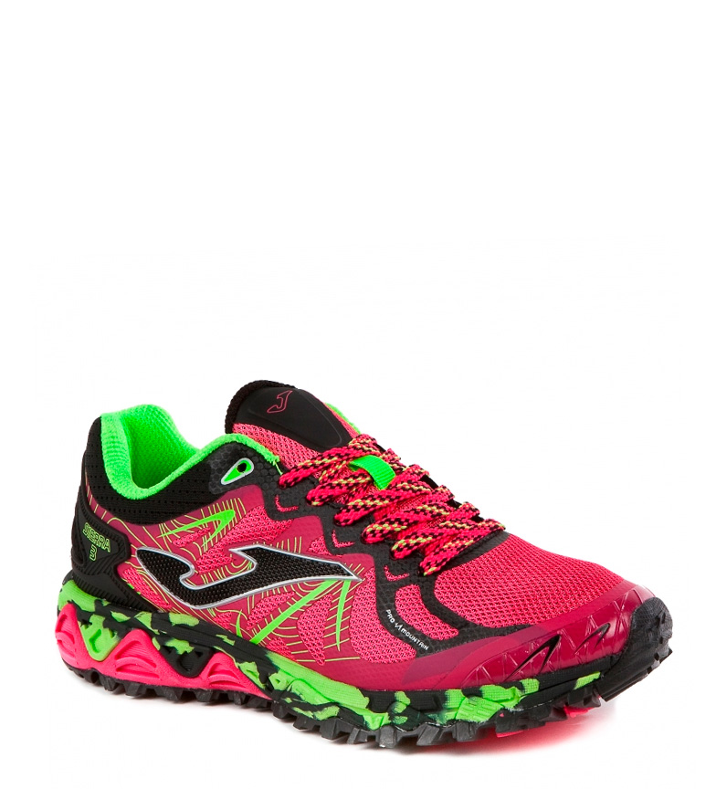 Joma Zapatillas trail running TK.SIERRA LADY 710 FUCHSIA