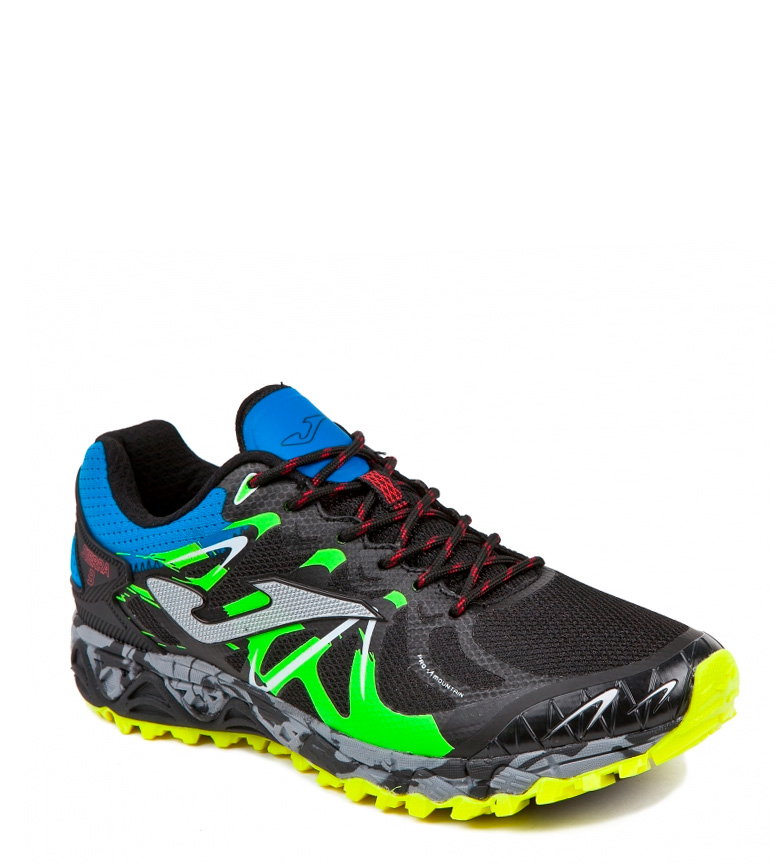 Joma Zapatillas trail running TK.SIERRA MEN 801 BLACK