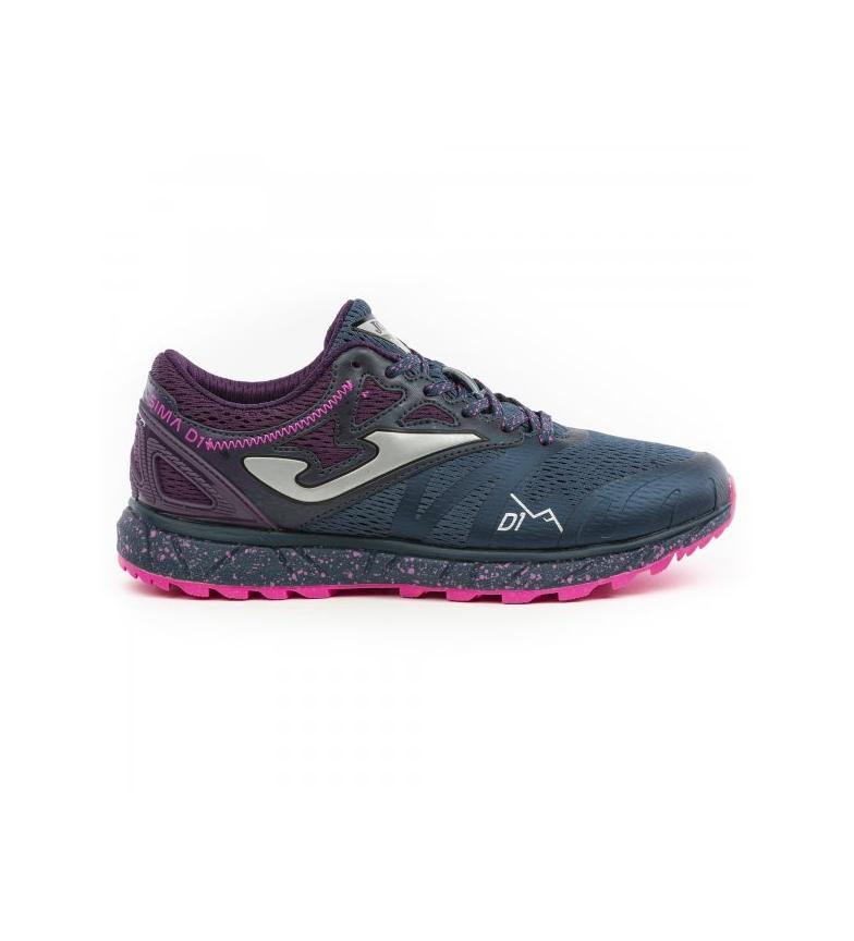Comprar Joma  Chaussures de course à pied Sima Lady lilas, gris / 237g
