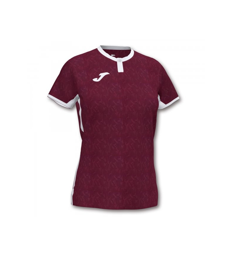 Comprar Joma  T-shirt Toletum II Borgonha