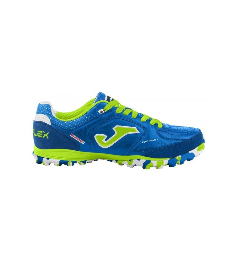 Comprar Joma  Zapatillas Top Flex 2004 Turf azul, verde