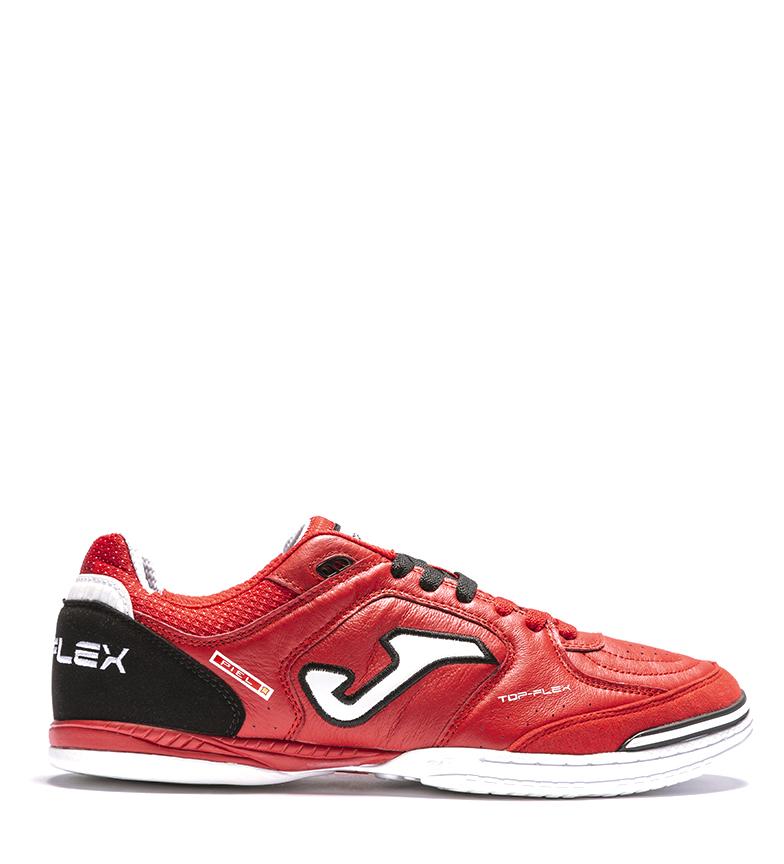 Comprar Joma  Sapatos de Interior Flex Topo vermelho, preto