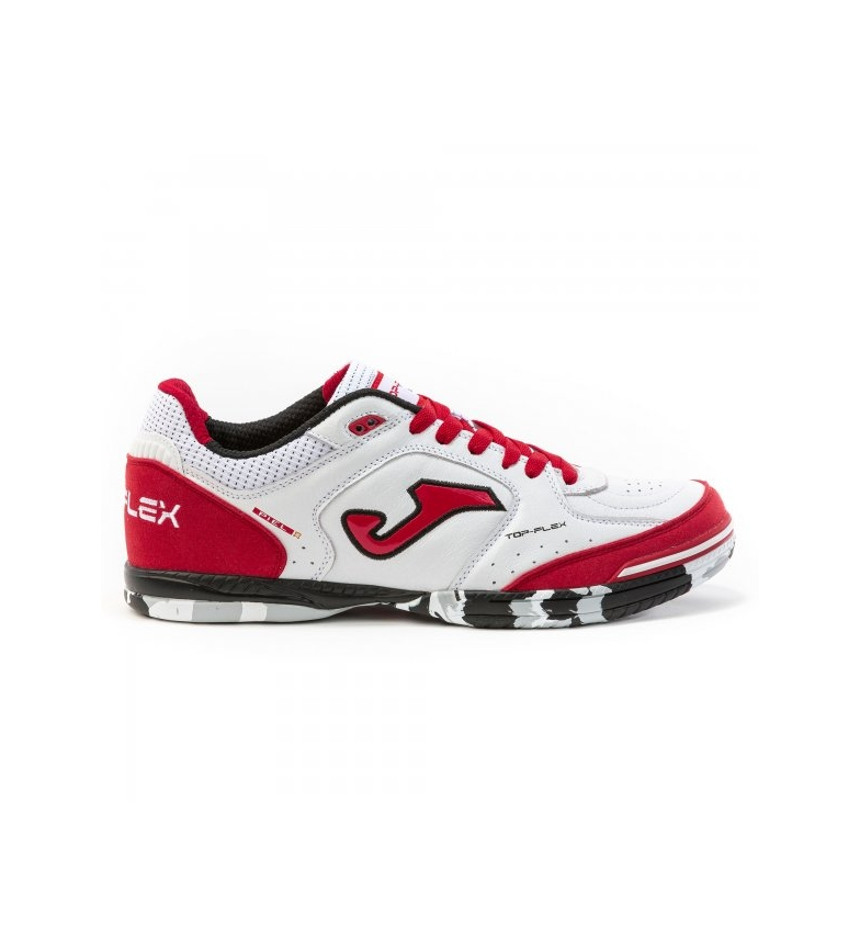 Comprar Joma  Top Flex Indoor shoes white, red