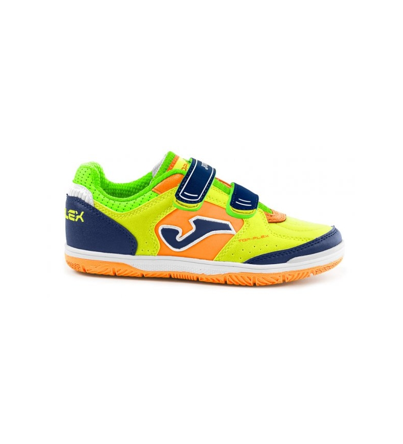 Comprar Joma  Top Flex 905 fluor-marine sapato de futebol indoor