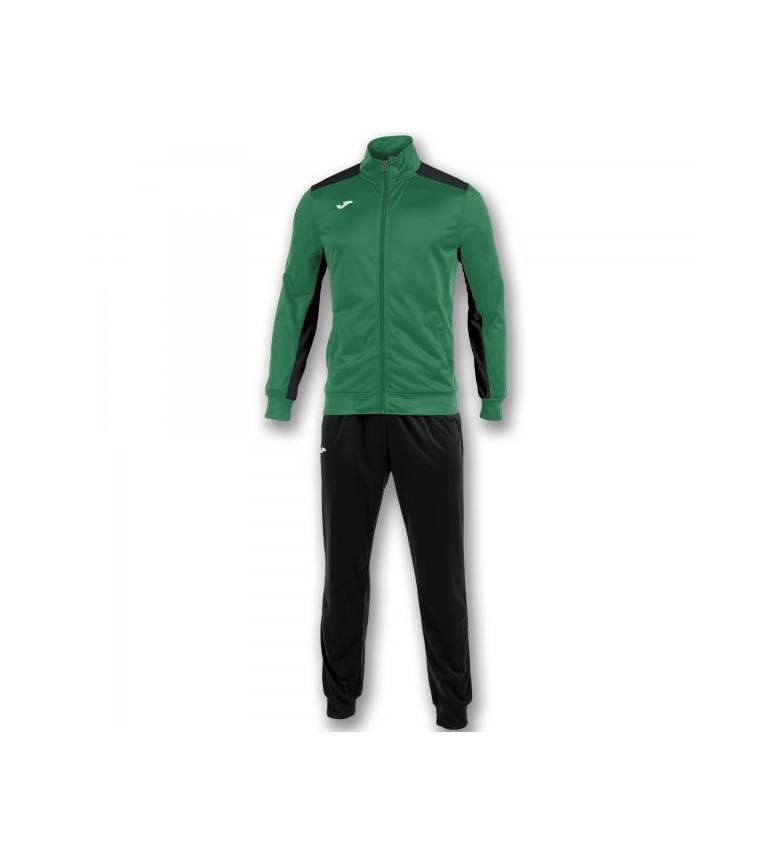 Comprar Joma  CHANDAL ACADEMY GREEN-BLACK