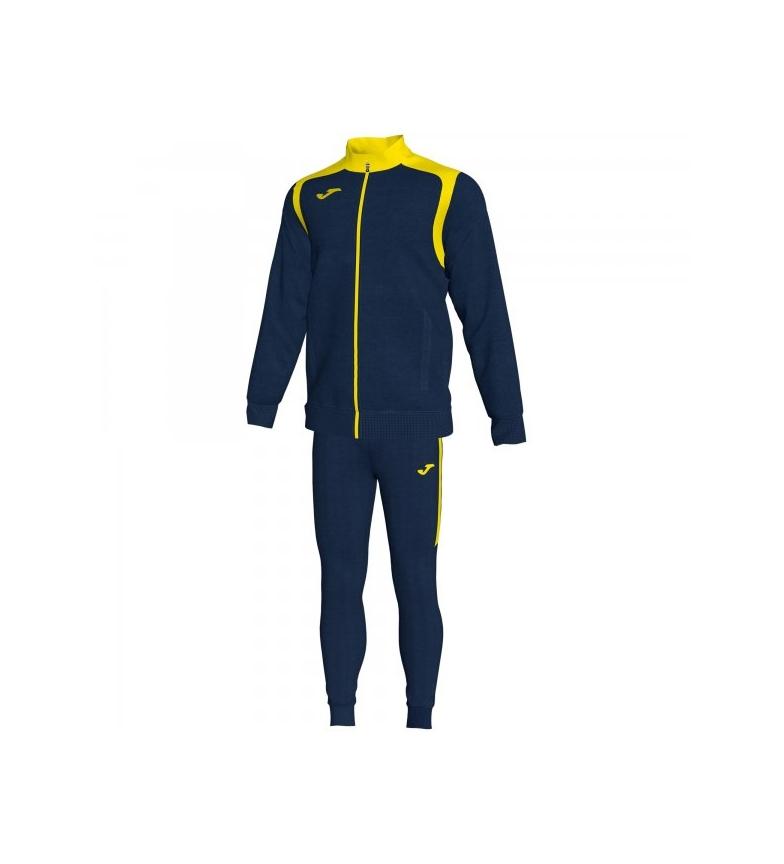 Comprar Joma  Fato Champion V Marine Track, amarelo