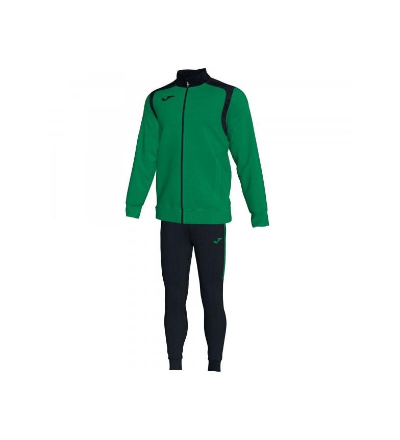 Comprar Joma  Champion V tracksuit green, black