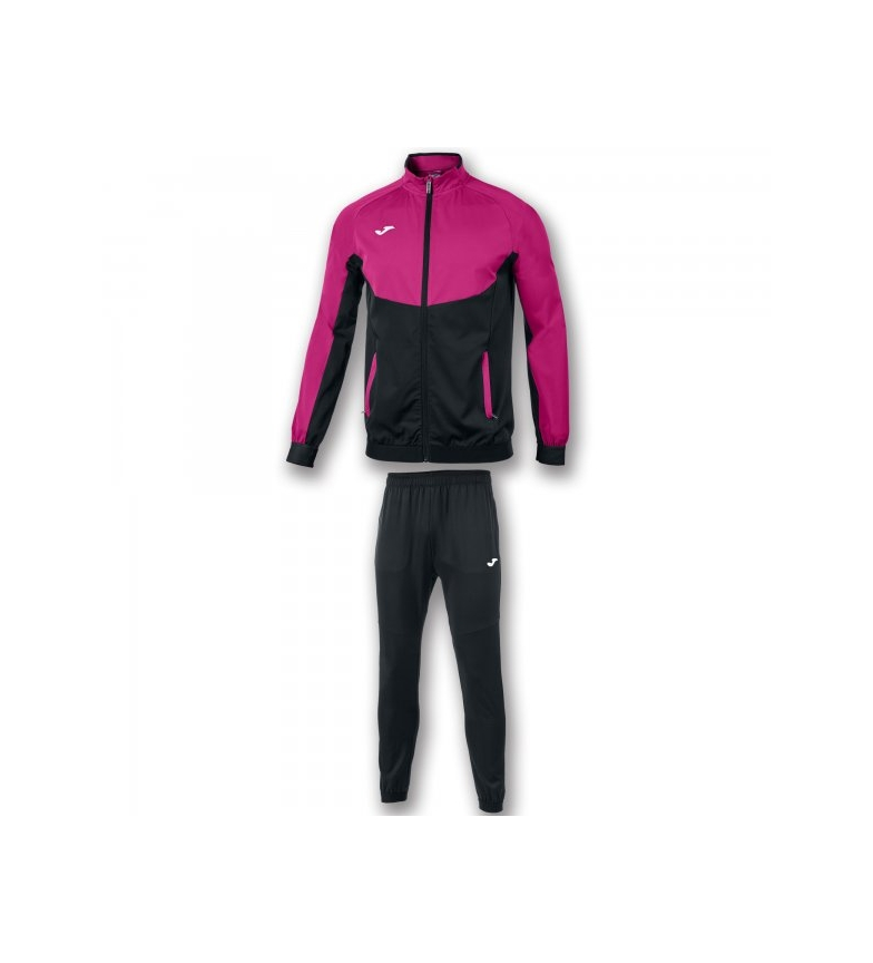 Comprar Joma  TRACKSUIT ESSENTIAL MICRO BLACK-PINK
