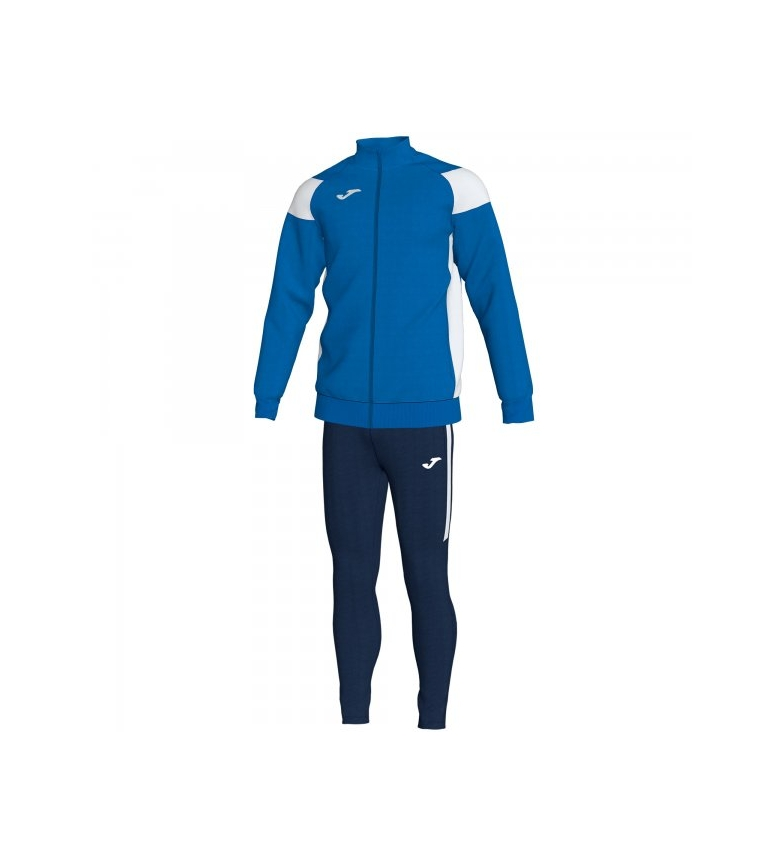 Comprar Joma  Crew III tracksuit blue, white