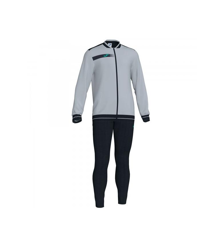 Comprar Joma  Open sweatshirt anthracite, marine