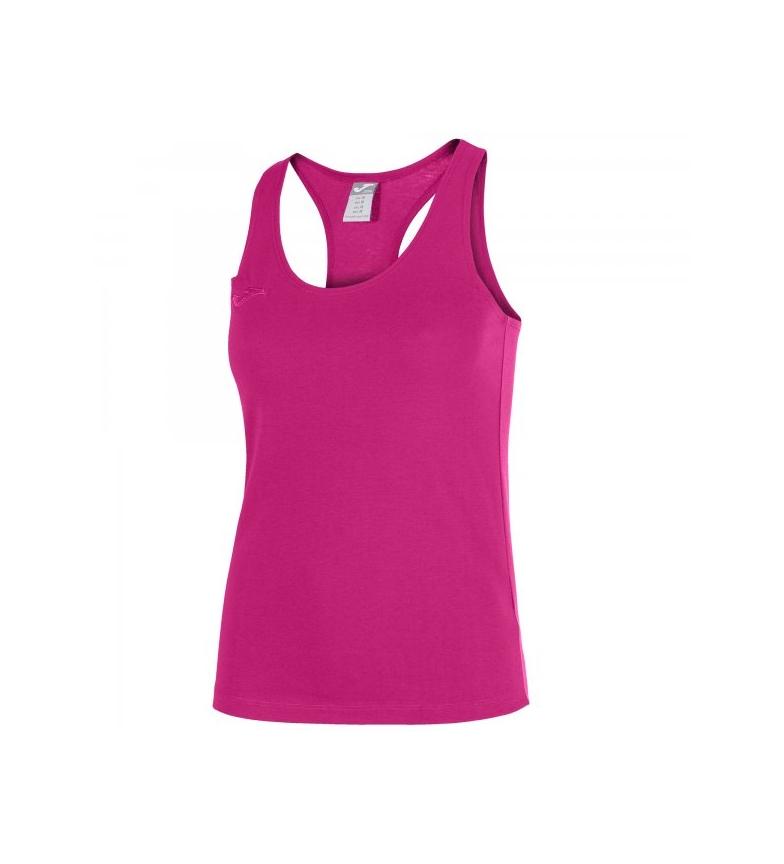 Tshirt Woman Joma Larisa Sleeveless Pink 543ARLj
