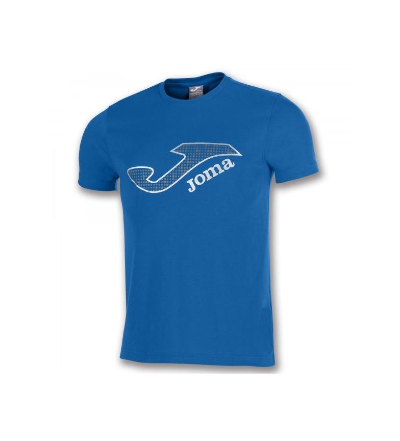Comprar Joma  Camiseta Combi Cotton Logo azul