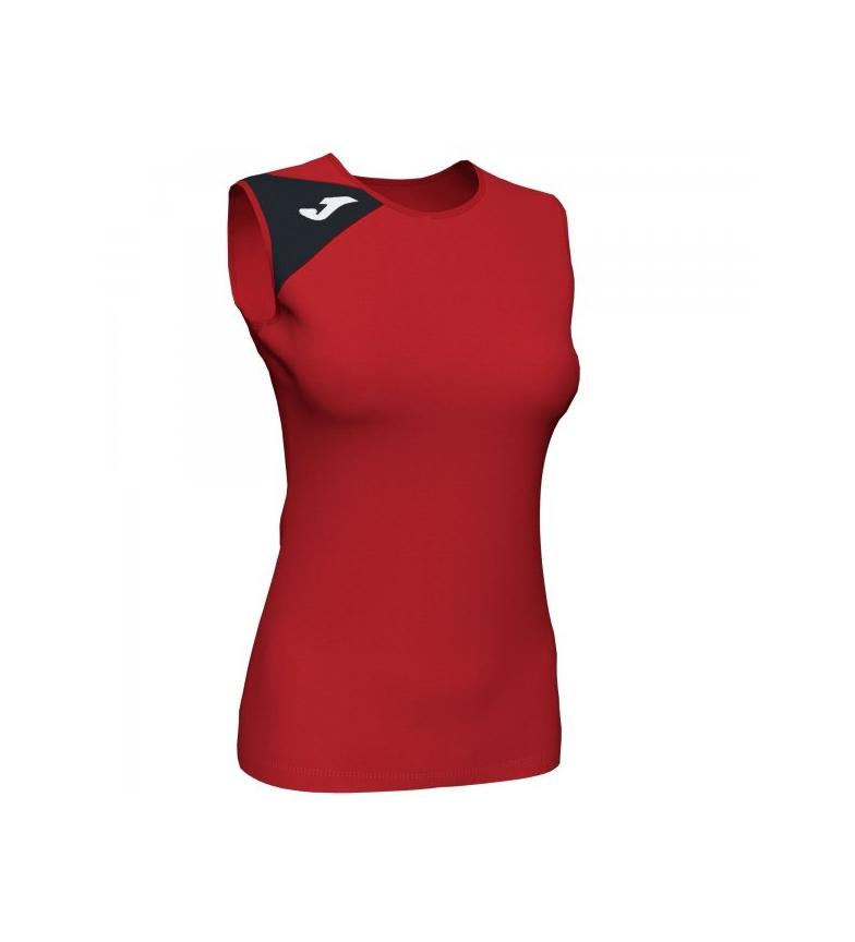 Comprar Joma  T-shirt Spike rouge, noir