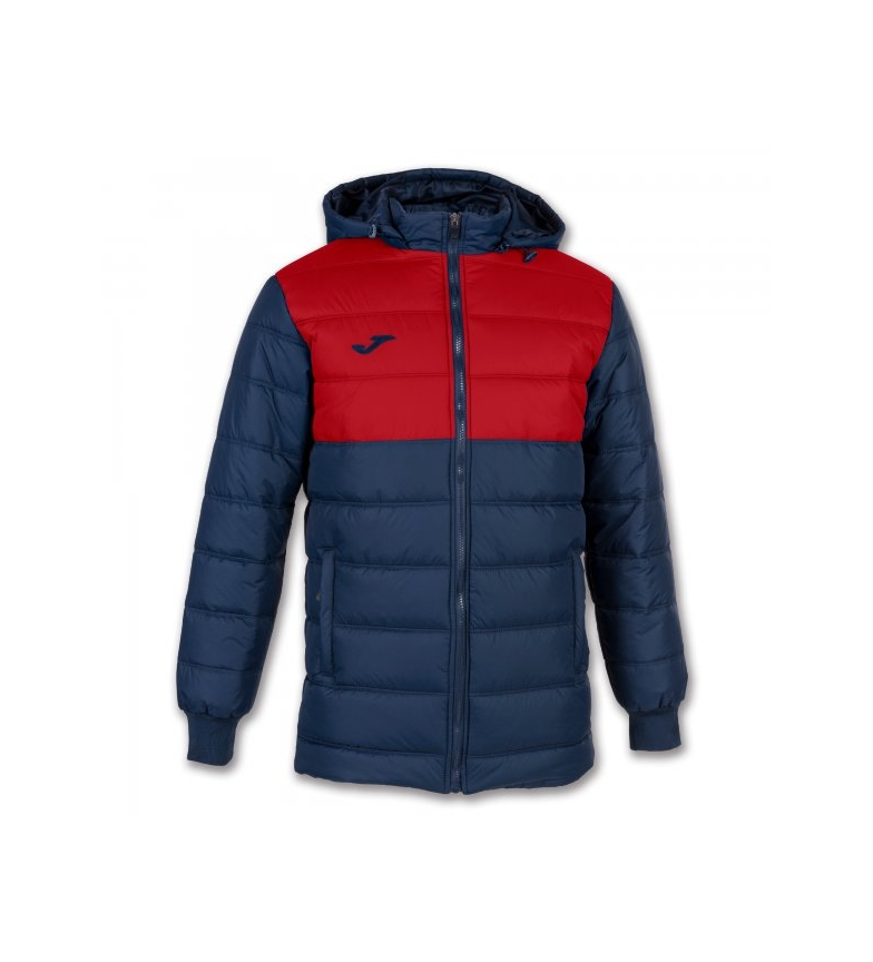 Comprar Joma  Anorak Urban II Winter marino, rojo
