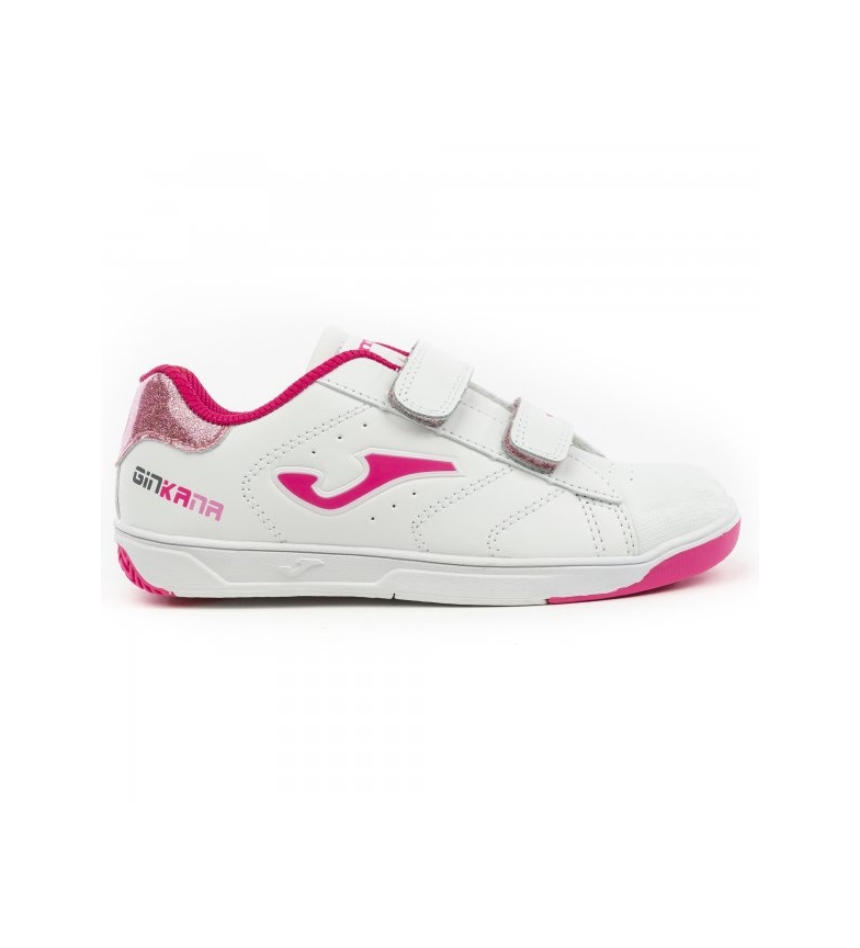 Comprar Joma  Ginkana Jr tênis branco, rosa