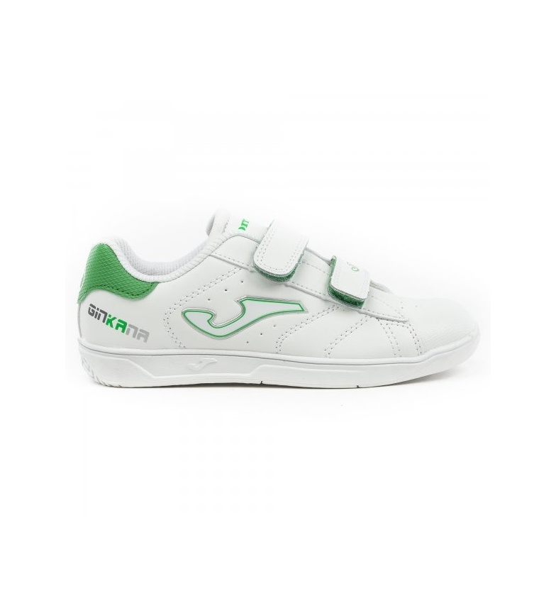 Comprar Joma  Ginkana Jr slippers white, green