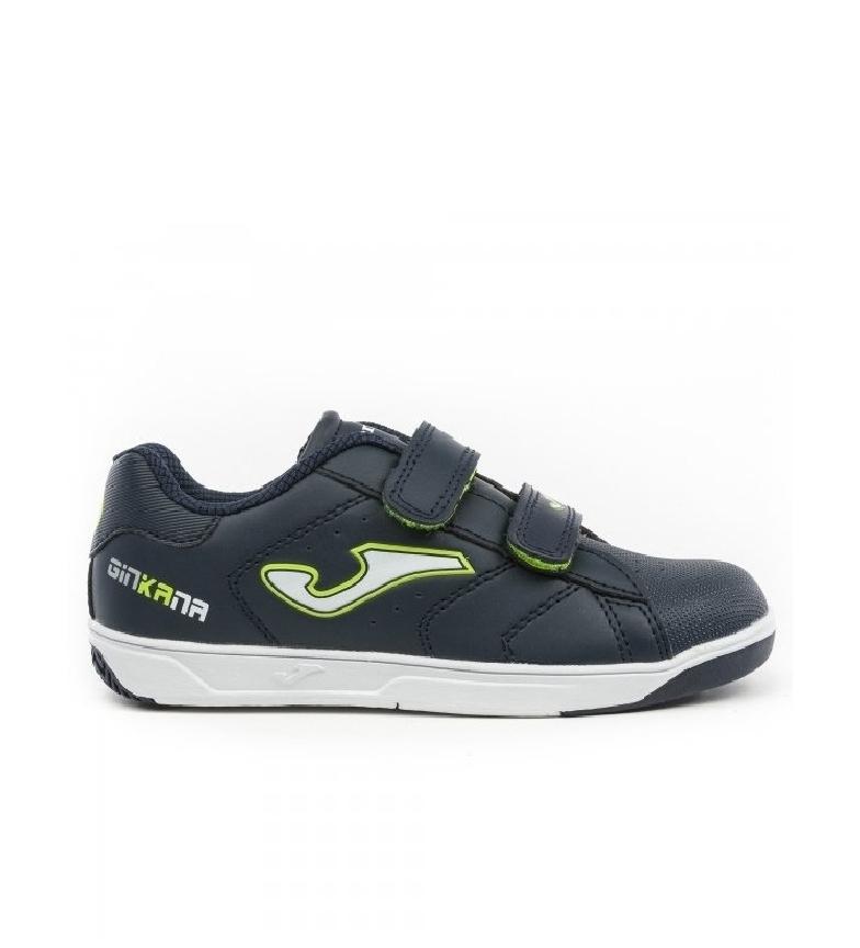 Comprar Joma  Chaussures de course Ginkana Jr Marine, jaunes
