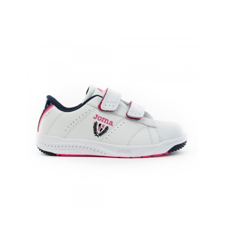 Comprar Joma  W.Play Junior 2043 chaussures blanches