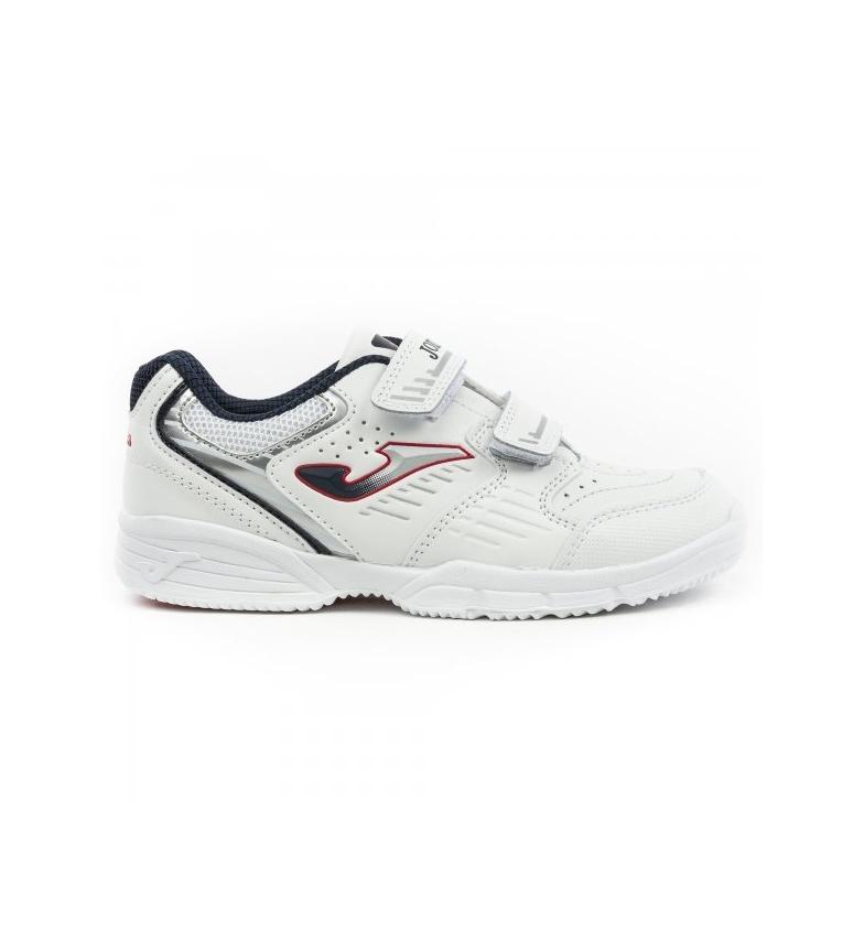 Comprar Joma  School Jr Sneakers white, marine
