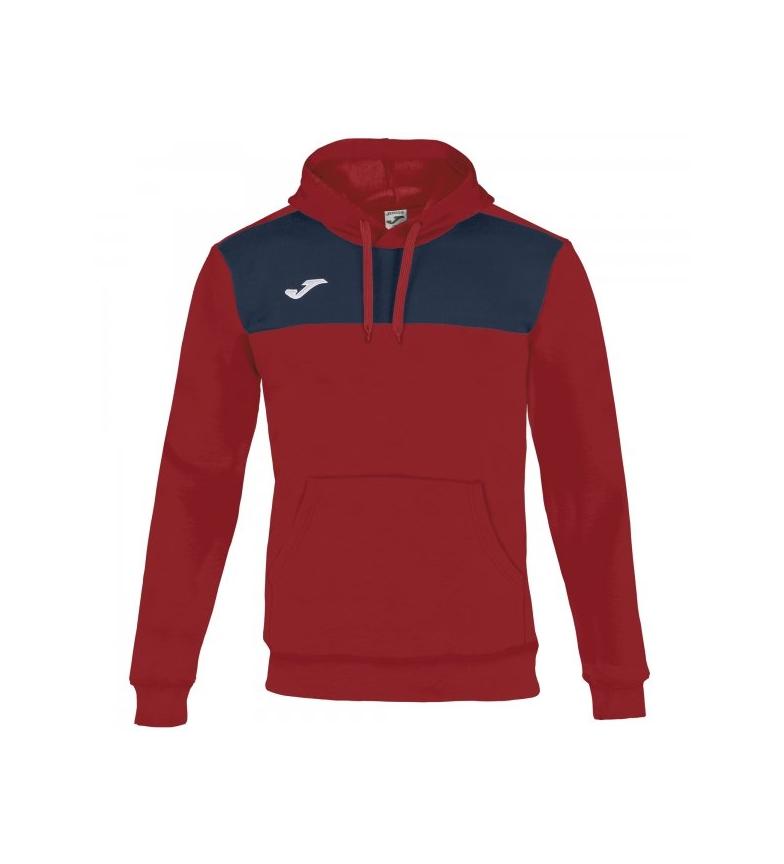 Comprar Joma  Gagnant du sweatshirt à capuche rouge, marine