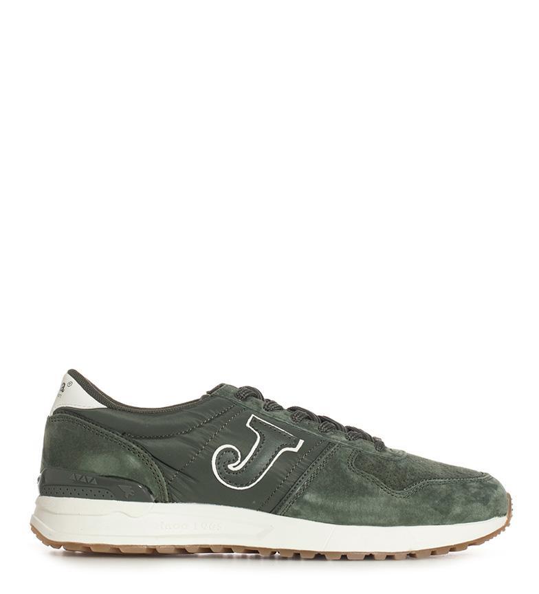 10985ad8393 Comprar Joma Zapatillas de piel C.200W verde - Esdemarca Store ...