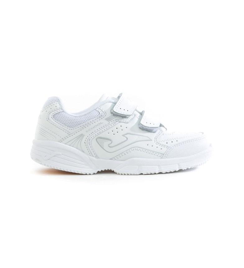 Comprar Joma  Zapatillas de piel School Junior 2032 blanco