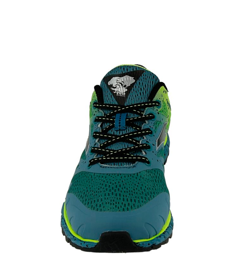 Joma Zapatillas trail running TK. SIMA MEN 812 GREY FLUOR