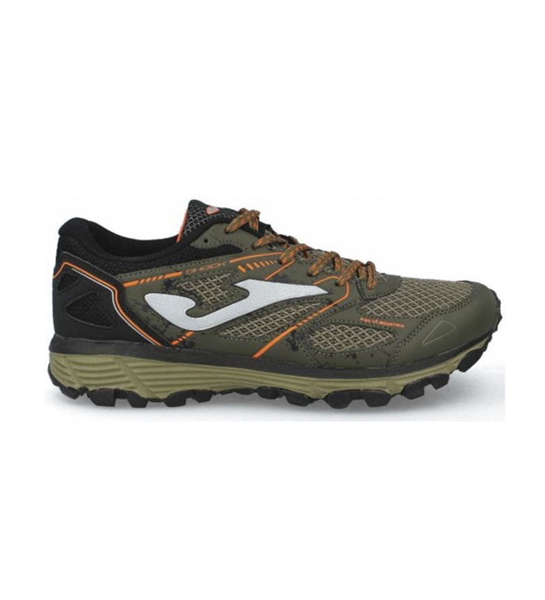 Comprar Joma  Zapatillas Trail TK.SHOCK MEN 2027 verde, negro