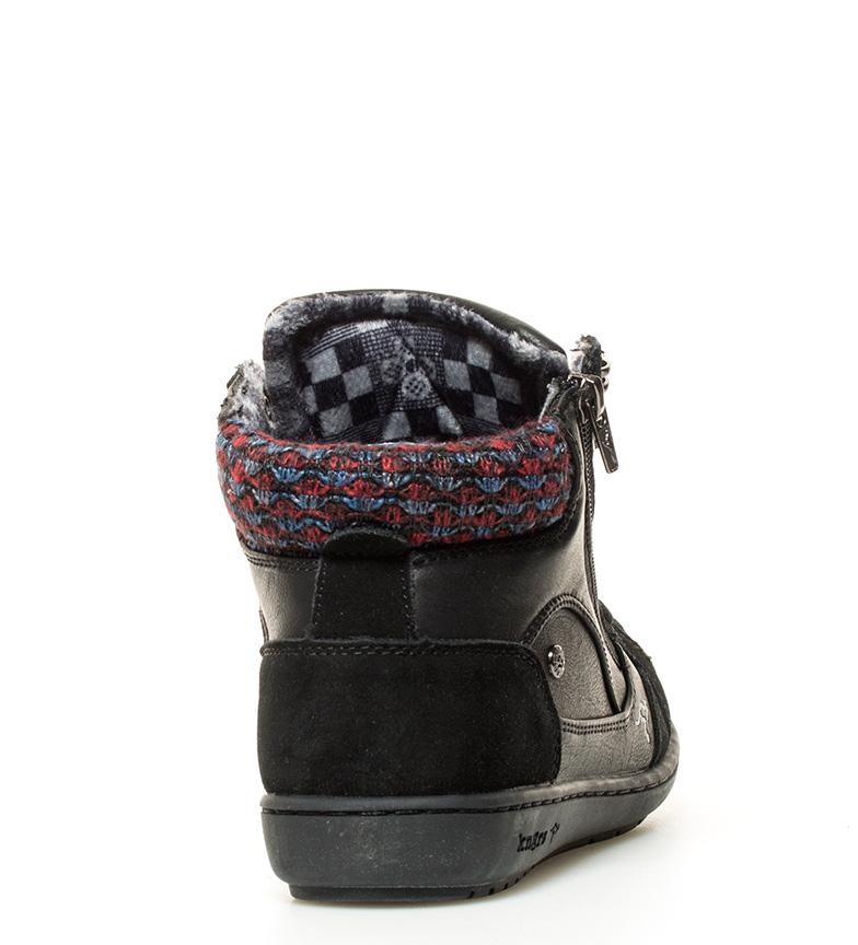 Kangaroos abotinadas negro abotinadas negro Kangaroos Zapatillas Zapatillas OqSS6xpwH